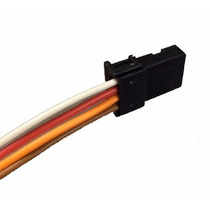 Chicote Conector Do Botão Vidro Elétrico Gol G6 Dianteiro