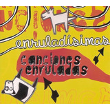 Cd Enruladisimas Canciones Enruladas Música Chicos