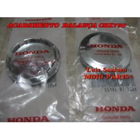 Tampa Cromada Quadro Da Balança Cbx 750 Origina Honda