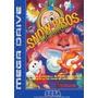 Juego Snow Brothers Sega Genesis Palermo Z Norte