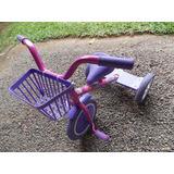 Bicicleta Triciclo Infantil Novo