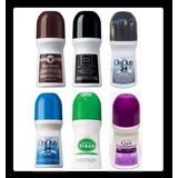 Desodorantes Antitranspirantes Avon Pack 6 Unidades