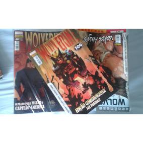 Wolverine (panini) 1ª Série (01 A 100)