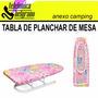 Tabla De Planchar De Mesa Portatil Plegable En Belgrano