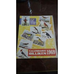 Billiken Calendario 1969 Ep Anteojito Hijitus Muñeca Super S