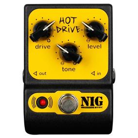 Pedal De Guitarra Nig - Hot Drive Phd - Com Nota Fiscal
