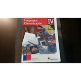 Libro Lenguaje Y Comunicación 4° Medio. Santillana