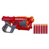 Pistola De Dardos Nerf N-strike Elite Mega Cycloneshock Bla