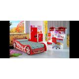 Cama Auto Infantil, Tematica, Con Formas Personalizables