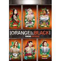 Orange Is The New Black - Temporada 3 - Dvd-zona-4 - Nuevo