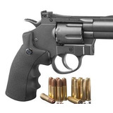 Revolver Snr 357 Crosman Co2 Balin Y Diabolo 2 Co2 200 Balin