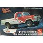 Amt 1/25 858 Firestone 1978 Ford Pick Up 4 X 4