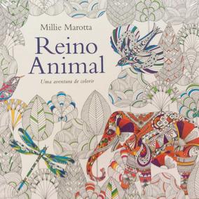 1 Livro Colorir Reino Animal