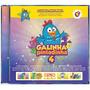 Cd Galinha Pintadinha 4 - Varios (986460)