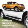 Pisaderas Para Nissan Np300 2016 Completas Nuevas / Zofree