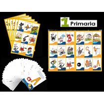 Loterias Didacticas(3 Loterias Elegir X $199) 1°-6° Primaria