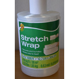 Stretch Wrap Importado Envoplast Embalaje Agarradera 300 Mts