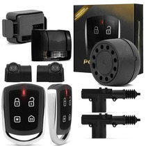 Alarme Automotivo Exact 330 - Pósitron + Kit Trava Elétrica