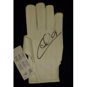Guante Autografiado Iker Casillas Real Madrid España Portero