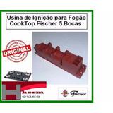 Usina De Ignição Fogao Cooktop Fischer 5 Bocas Original