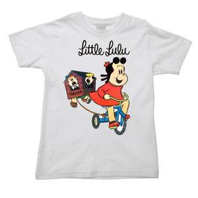 Camiseta Luluzinha E Bolinha Littlle Lulu Tubby Infantil 3