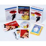 Blu-ray Cantando Na Chuva 60º Aniversário Capa Livro Cardes