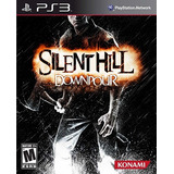 Silent Hill Downpour Para Ps3 Playstation 3 Nuevo Y Sellado