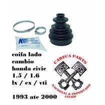 Coifa Cambio Tulipa Honda Civic 93 94 95 96 97 98 99 00