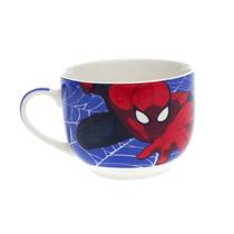 Caneca Sopa Bowl Tigela Marvel Quadrinhos Aranha Licenciado