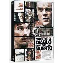 Dvd Antes De Que El Diablo Sepa Que Has Muerto- Sidney Lumet