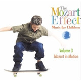 Cd Music For Children Mozart In Motion Vol 3