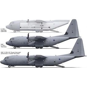 Planta P/ Aeromodelo Hercules C-130a