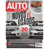 Auto Esporte Nº604 Vw Up! Tsi Onix Sandero Rs Audi Tt A7 Gla