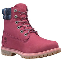 Timberland Mujer Clasica 6inch Violeta A182l Look Trendy