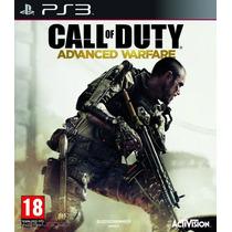 Call Of Duty Advanced Warfare Para Ps3 En Vaket-onstation!