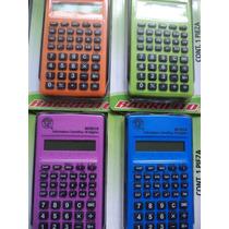 Calculadora Cientifca Barrilito Colores 8070ccb
