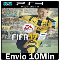 Fifa 17 Dublado Português [ Psn Play3 Ps3 * Digital *]