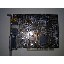 Placa De Som Creative Sound Blaster Live Ct4760 - 5.1 Canal