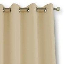 Cortina Blackout 1,40x1,80 Corta Luz Com Ilhos Melhor Preço