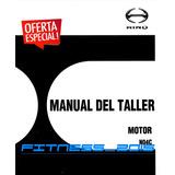 Manual Taller Motor Hino N04c Camion Dyna Toyota Español