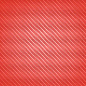 Adesivo Contact Vinitac Tunning Vermelho Rubi Fibra 45cm/10m
