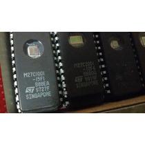 Vendo Ou Troco Chip Memória Epron M27c512 M27c1001 M27c2001