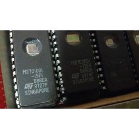Vendo Ou Troco Chip Memória Epron M27c512 M27c1001