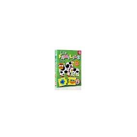 Las Familias.juego Puzzle.a Partir De Los 2 Años