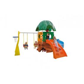 Novo Brinquedo Para Playground Casa Na Árvore Xalingo