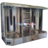 Máquina De Kebab,shawarma,churrasco Grego Capacidade 150kg!!