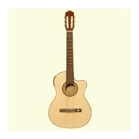 Guitarra Clasica Romantica D Pro Con Ecualizador Y Corte