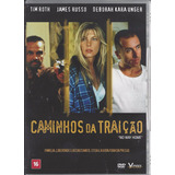 Dvd Caminhos Da Traição No Way Home James Russo