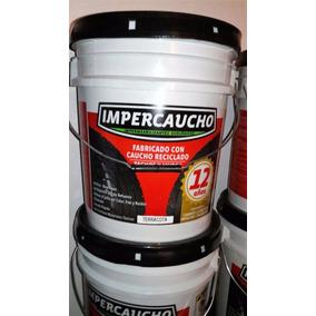 Promo Impermeabilizante Llanta Reciclada Impercaucho 12 Años
