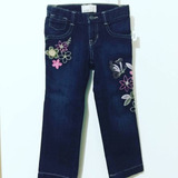 Hermoso Jeans De Niña Old Navi Talla 4t 009
